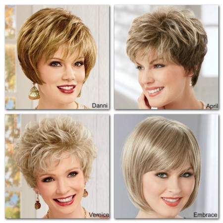 Natural Image Collection Wigs